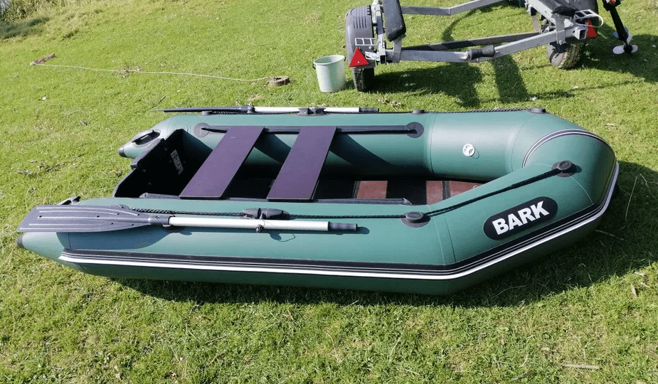 bateau gonflable photo