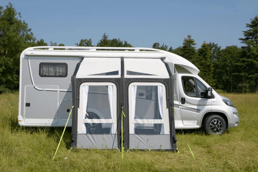 Comment réparer un store de camping car photo