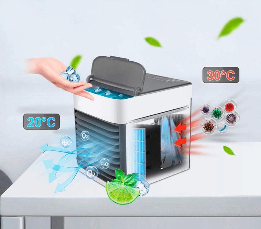 Mini climatiseur portable photo
