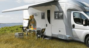 comment regler un store de camping car photo