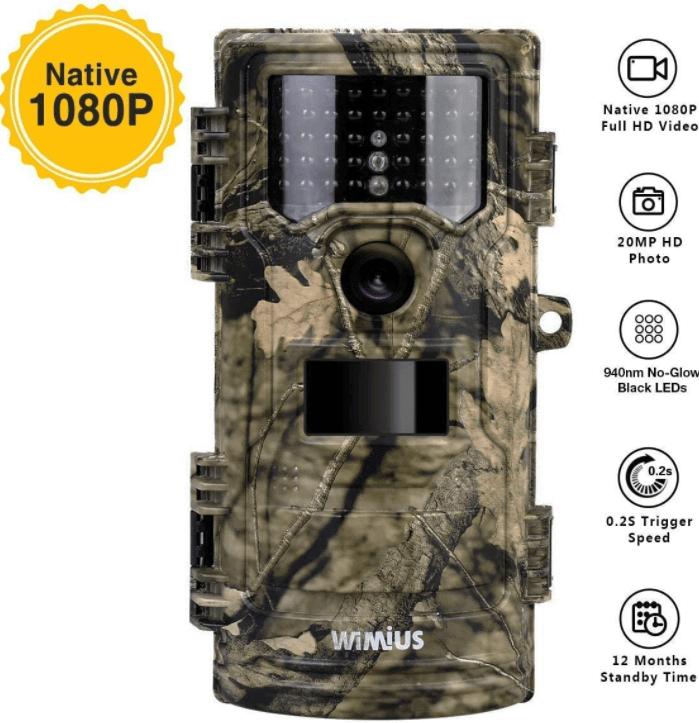 camera de chasse laquelle choisir photo
