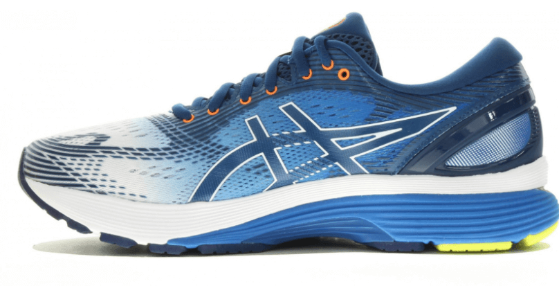 comparatif chaussures running photo
