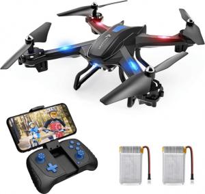 drone comparatif photo