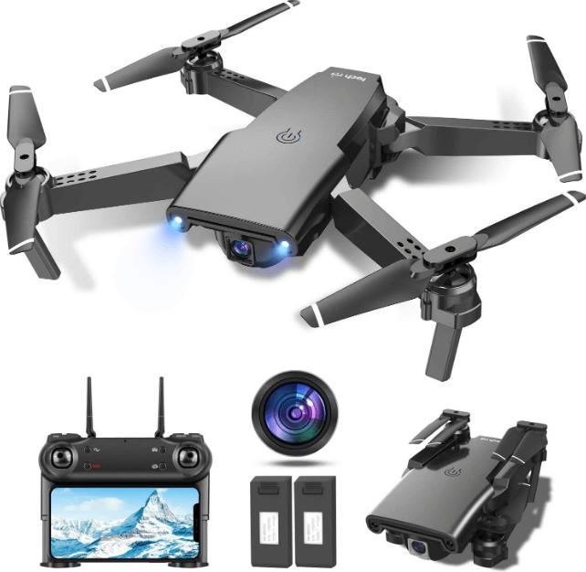 drone avec camera photo