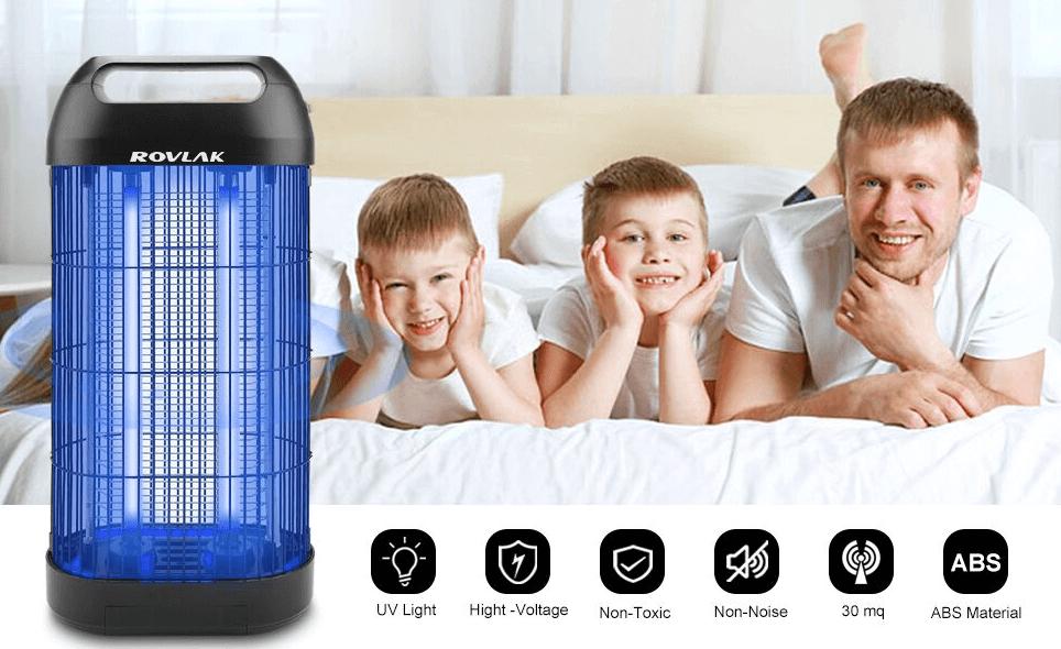 lampe anti moustique avis photo