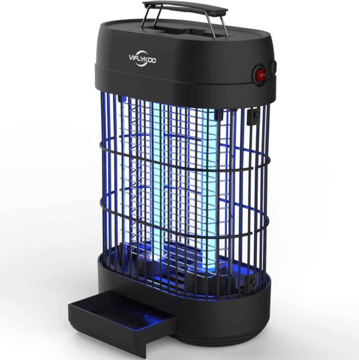 lampe anti moustique photocatalytique photo