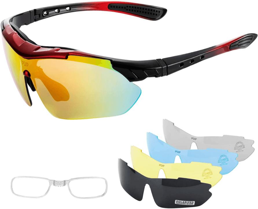 lunette polarisante peche photo