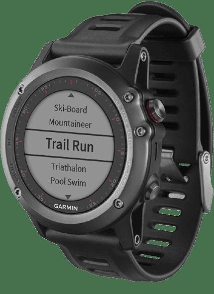 Montre connectée GPS photo