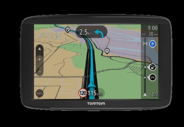 GPS camping car Garmin photo