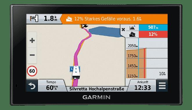 GPS camping-car photo