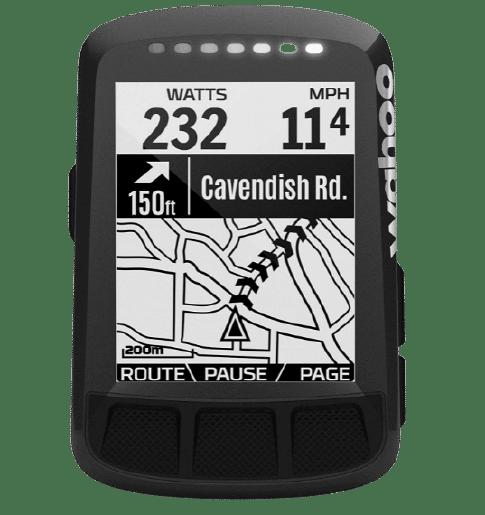 Compteur GPS velo photo