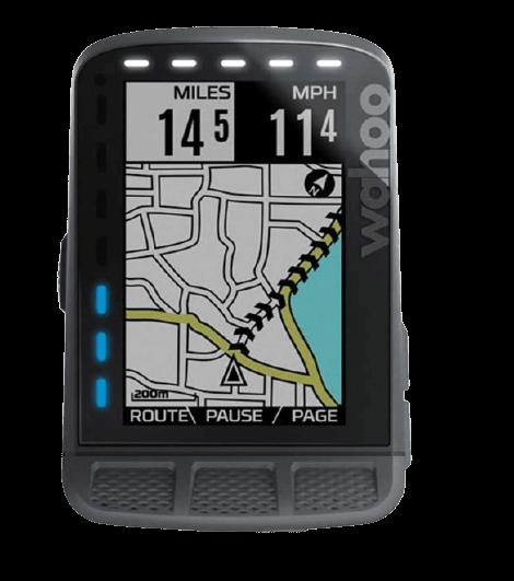 Garmin GPS velo photo