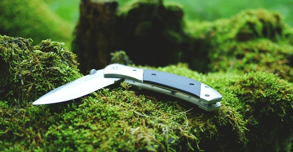 Mini couteau pliant photo
