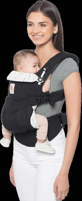 Porte bébé photo