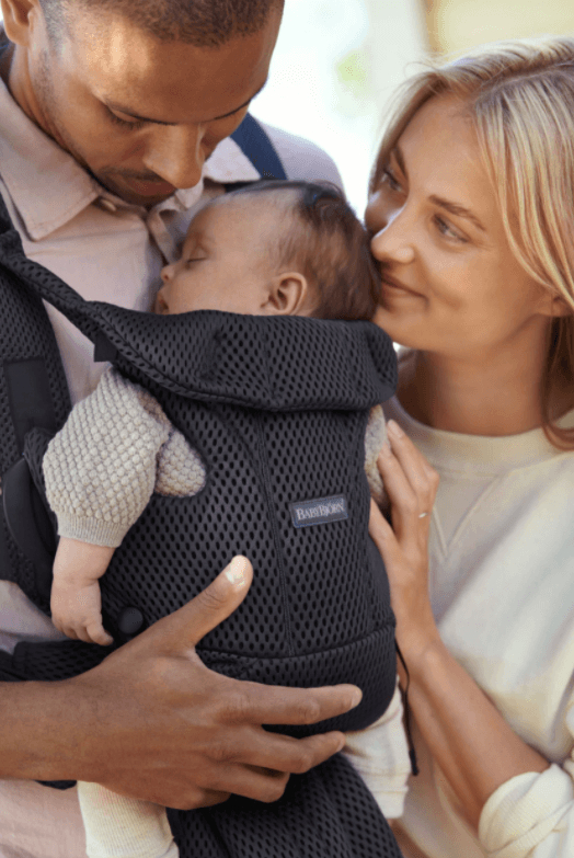 Porte bébé naissance photo