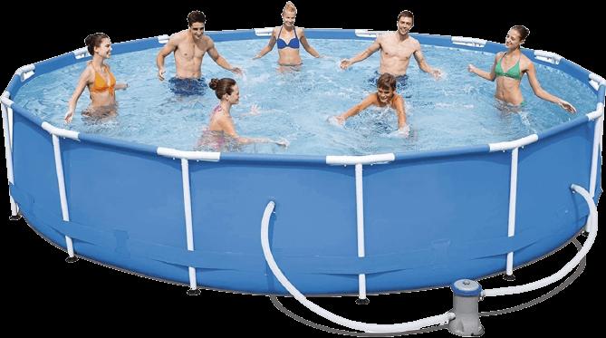 Avis piscine tubulaire photo