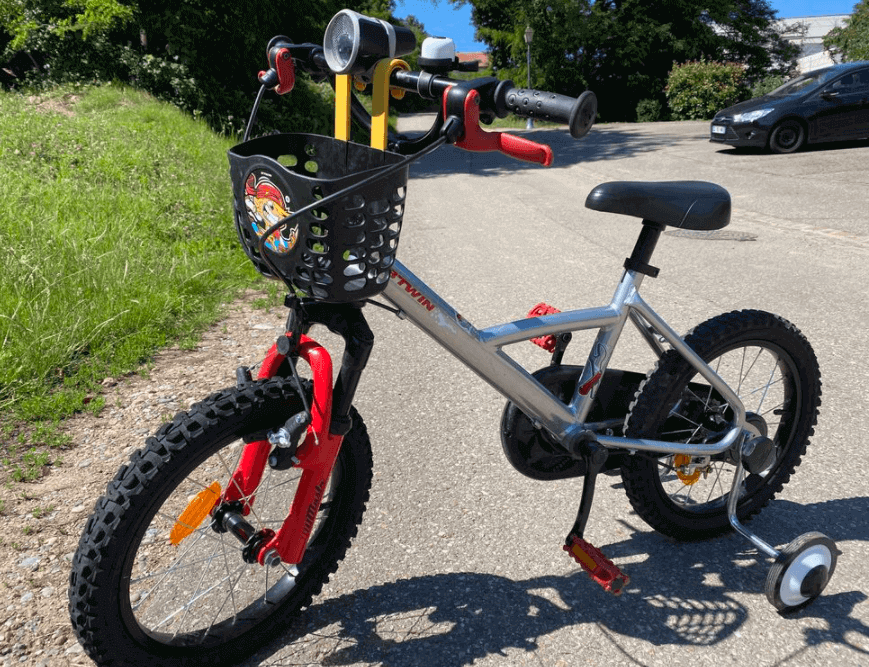 Comment mesurer la taille d'un vélo photo