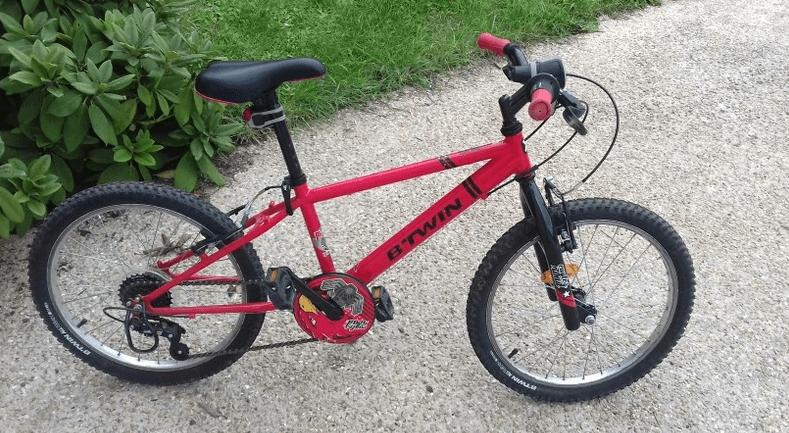 comment choisir la taille d'un vélo photo