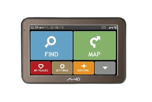 Meilleur GPS poids lourds photo