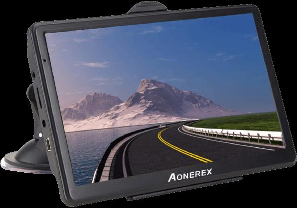 GPS poids lourds gratuit photo