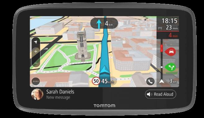 GPS pour voiture photo