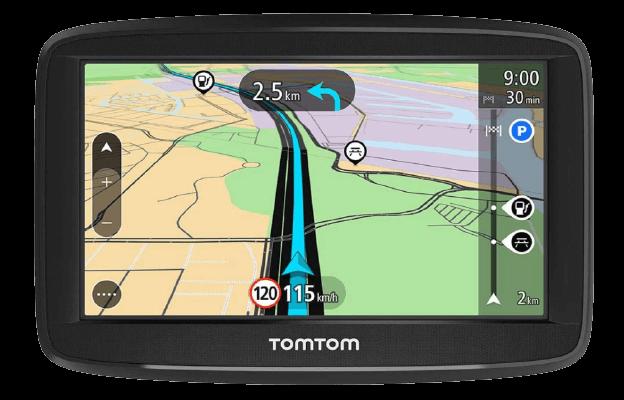 Traceur GPS voiture avis photo