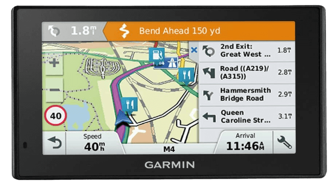 GPS voiture Garmin photo