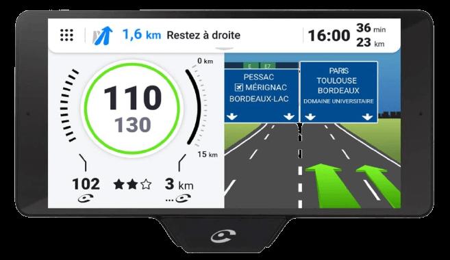 GPS Garmin voiture photo