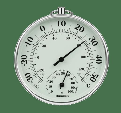 thermometre interieur exterieur photo