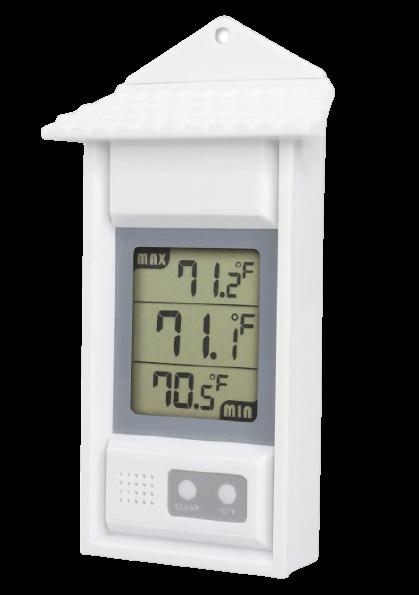 thermometre interieur photo