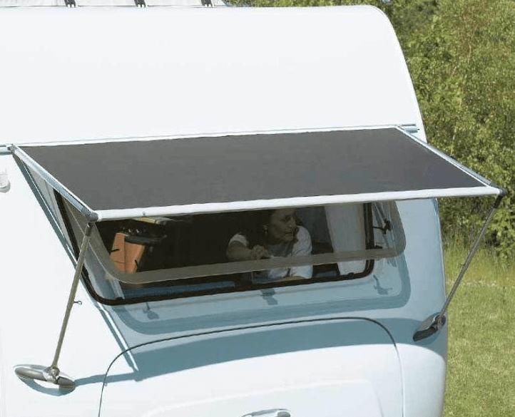 Comment mesurer une baie de caravane ? photo
