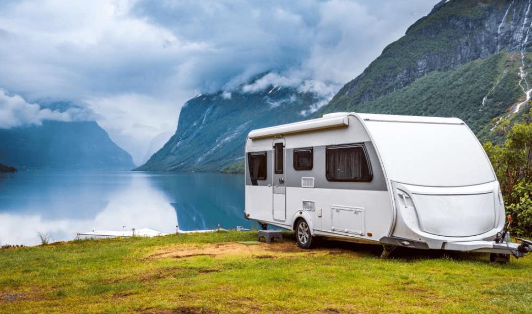 Comment changer une baie de caravane photo