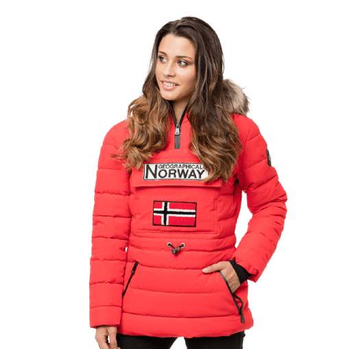 Doudoune geographical norway femme photo