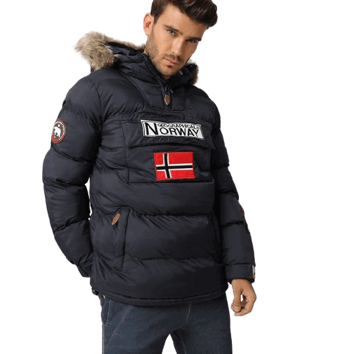 doudoune geographical norway homme photo